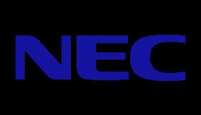 Logo Portofolio NEC